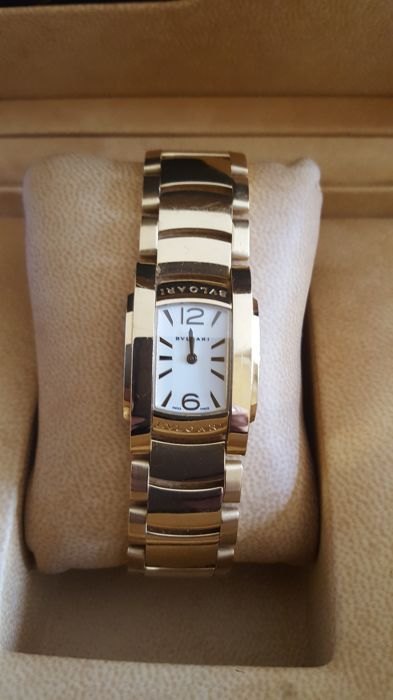 Bulgari - Assioma - AA31G - Dames - 2000-2010