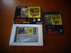 "Super Nintendo ""Double Dragon The Shadow Falls"" Fully complete"