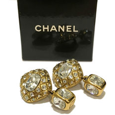 Chanel - Exquisite Ear clips - Antice