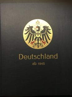 Germany FRG and Berlin 1949/1982 - 2 Collections in 2 DAVO Album's