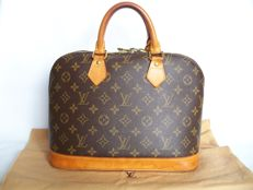 Louis Vuitton Alma Handbag  - *No Minimum Price*