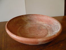 Bowl with straight sides in terra sigillata - Roman period - dia 187 mm