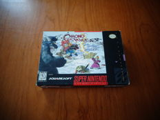 "Super Nintendo ""Chrono Trigger"" Fully complete including the Very Rare Posters"