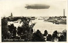Aviation - Zeppelins and balloon ride and pioneers 25 x