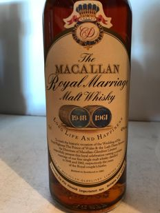 Macallan Royal Marriage 1948-1961 - OB