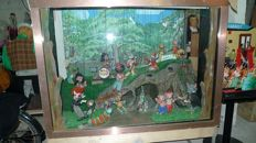 Small theatre of string puppets, Pelham - Fairy Tale - 20th century