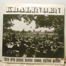 Kralingen  ''pop meeting kralingen 1970 ''  first pressing  3 lp