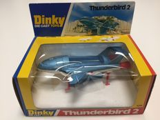 Thunderbirds - Gerry Anderson - Dinky Toys - 1978 - Thunderbird 2 - No.106