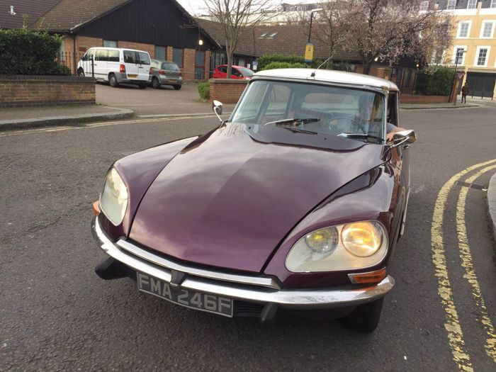 Image result for citroen ds