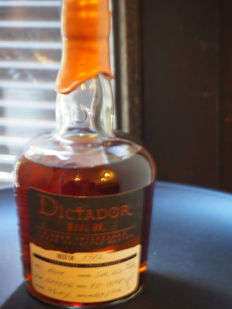 Dictador Best of Rum 1982