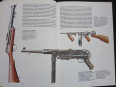 Small Arms, catalog photobook with fire arm weapon models