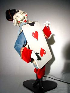 Electric Automaton - Two of Hearts - 20th century