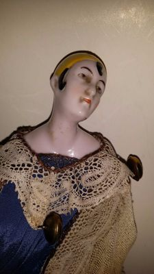 Antique marotte - Pierrot - France