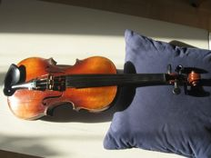 Violine 4/4 Antonius Stradiuarius Cremonenfis Fasciebat Anno 17 A+S, Made in Germany
