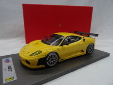 BBR - Scale 1/18 - Ferrari F430 GT 2005 - Limited 99 pieces - Colour Yellow