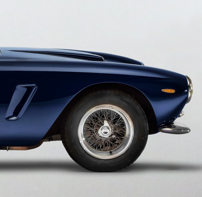 Decorative object - Ferrari 250GT SWB  - Berlinetta