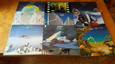 Yes , a beautiful lot of 9 records