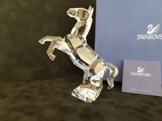 Swarovski Crystal horse sculpture