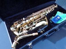 DIXON WWX505 alto saxophone, as NEW