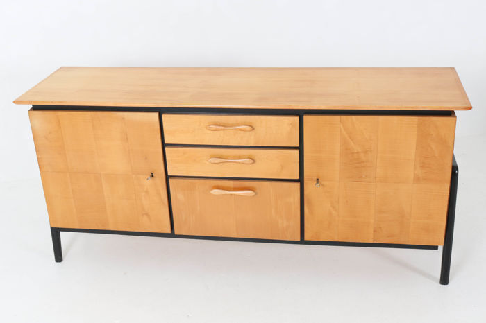 designer unknown vintage sideboard catawiki. Black Bedroom Furniture Sets. Home Design Ideas