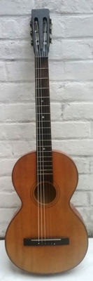 German Romantic Guitar - Circa 1930