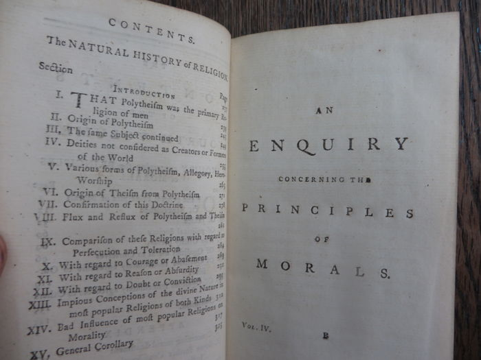 essays and treatises on several subjects Essays and treatises on several subjects for subsequent editions of his collected works, but he varied the format and contents somewhat a new, one-volume edition appeared under this title in 1758, and other four-volume editions in 1760 and 1770.