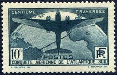 France 1934/1960 - Stamp selection