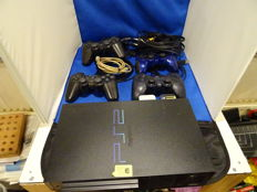 Playstation 2 including 55 games