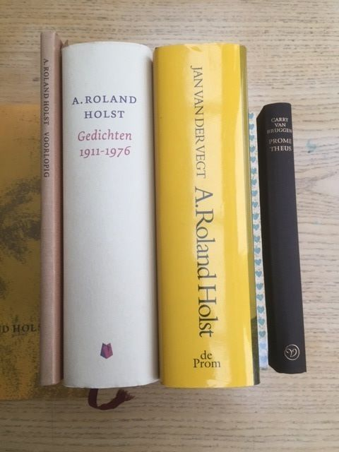 Adriaan Roland Holst Lot With 6 Books Of And About The Author 1954 2004 Catawiki