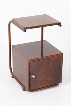 Art Deco - Hall cabinet / bedside table