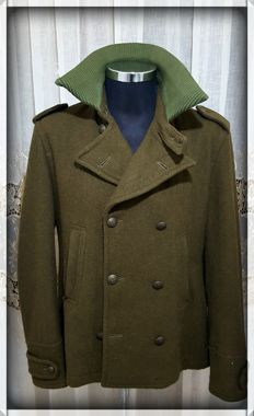 Dolce & Gabbana - Wool coat - Made in Italy