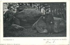 Dolmens (Hunebedden), Drenthe, 61x (old to very old)