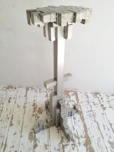 Cristo Ash - 'tower' stool