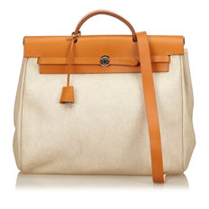 Hermes - Herbag MM Shoulder bag / hand bag