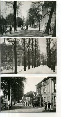 Dordrecht, collection of photo cards 'Zo was Dordrecht', 127x