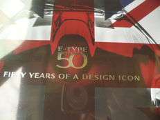 Jaguar E-Type - Fifty Years of a Design Icon - book