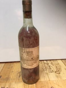 1961 Chateau Coutet, First Growth Sauternes - 1 bottle