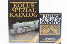 Märklin 00/H0 - Koll's ' Kompakt ' and ' Spezial ' Price Catalogues 2017