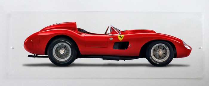 Decorative item - FERRARI 335 S Spider