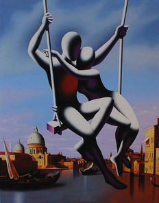 Mark Kostabi - We still have tomorrow