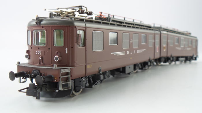 Roco H0 - 63887 - Electric double locomotive Ae 8/8 of the BLS