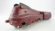 Märklin H0 - 3089 - Steam locomotive with tender BR 03.10 with streamlined lining of the DRG