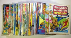 I Fantastici Quattro giant edition - issues nos. 1/30, chronological series (1978-80)