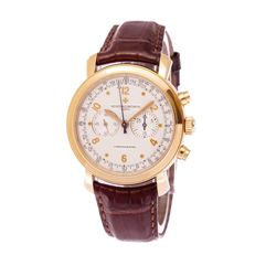Vacheron Constantin - vacheron constantin malte chronograph best price - 47120 - Men - 2000-2010