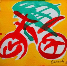 Claudio Granaroli - 6 Bicycles