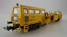 Liliput - L136112 - Rail stop machine, self-propelled Rail and ballast stamper of the DR (GDR)