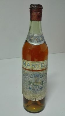 Martell Cognac Very Old Pale - Bottled 1940s/50s