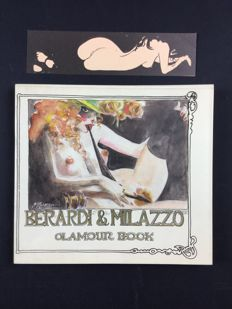 Berardi & Milazzo - Glamour Book with bookmark