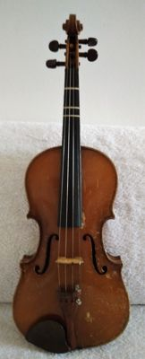 Antique 3/4 violin without label - Italy/France - 1960/1970