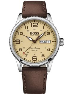 Hugo Boss Pilot Edition - For men - Year 2017